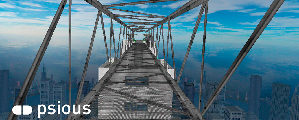 Puente Realidad Virtual Psicóloga Claudia Núñez