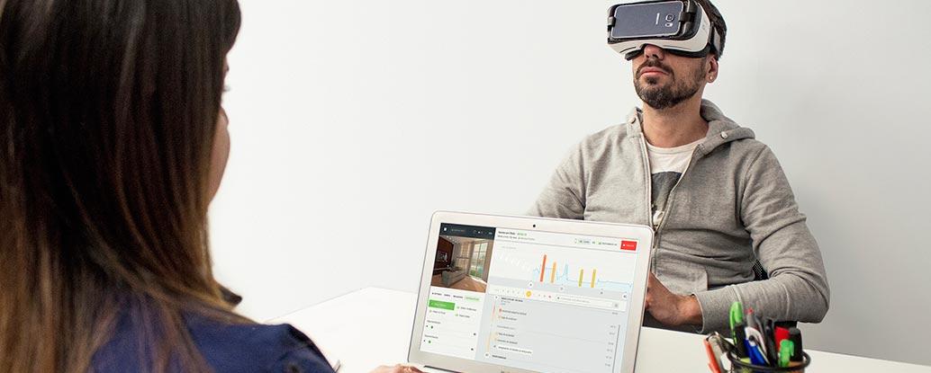 Consulta Realidad Virtual Psicóloga Claudia Núñez